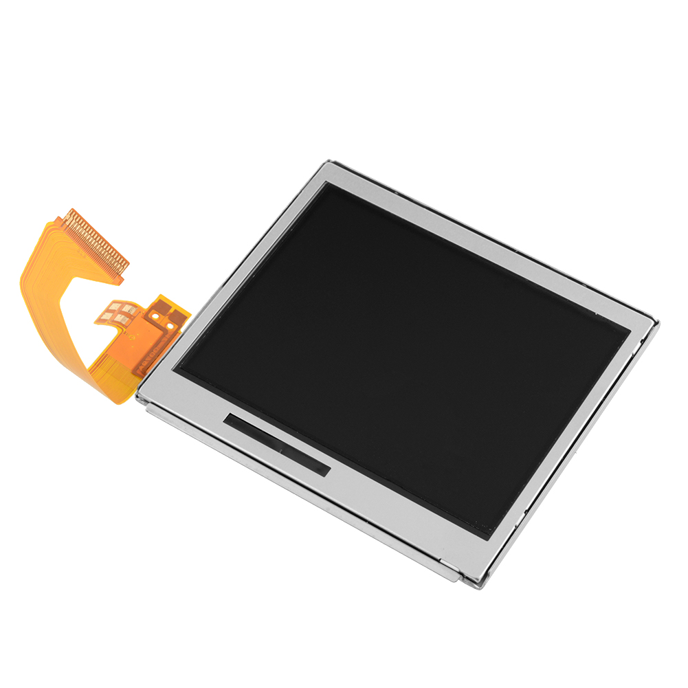 top upper lcd display screen replacement for nintendo ds lite dsl parts ebay. Black Bedroom Furniture Sets. Home Design Ideas