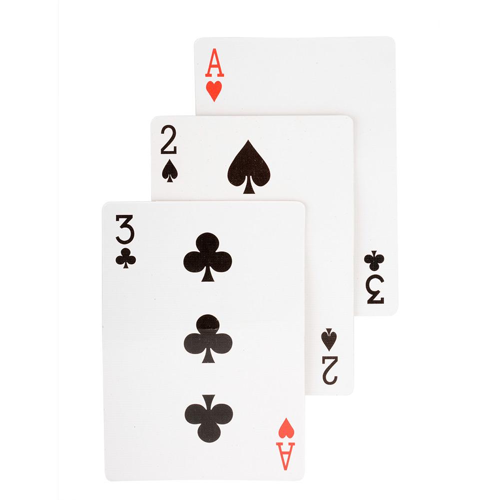 Tricks to play 3 card poker