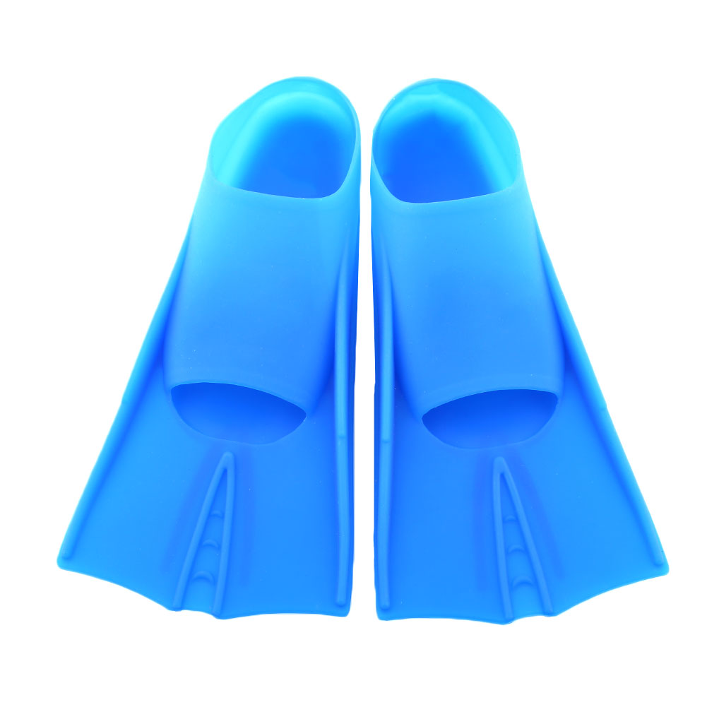 Scuba Snorkeling Silicone Swimming Diving Flippers Fins