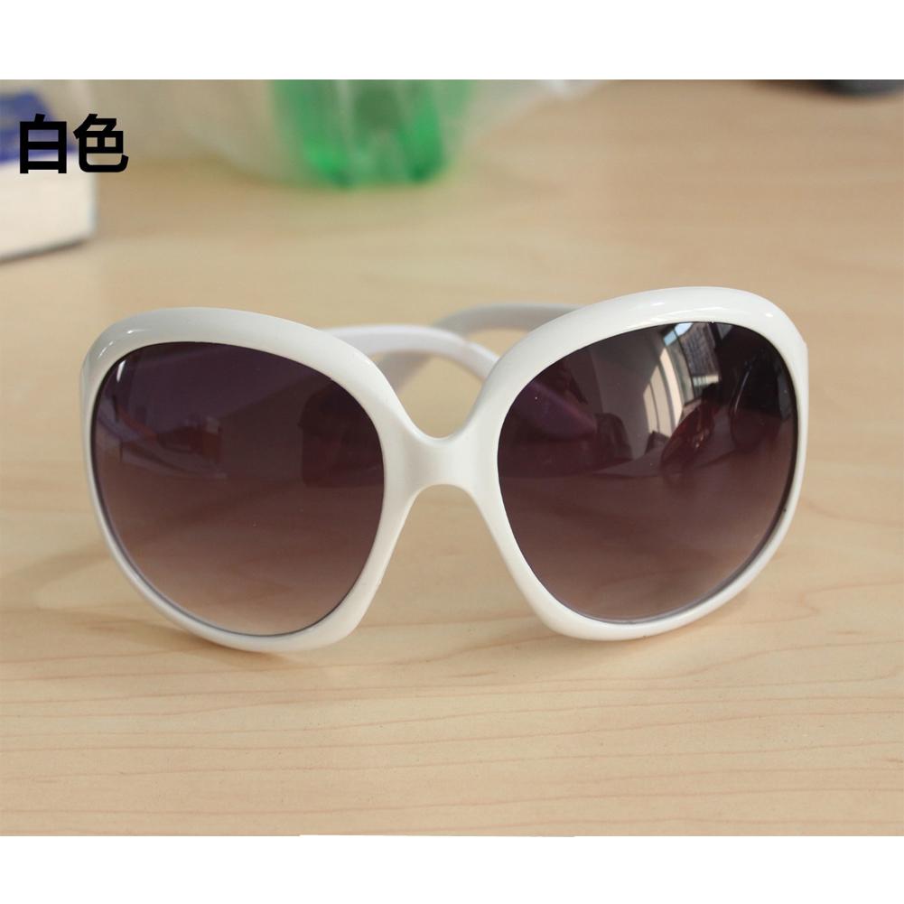 Vintage Large Frame Glasses : Fashion Large Oversize Frame Vintage Glasses Style Women ...