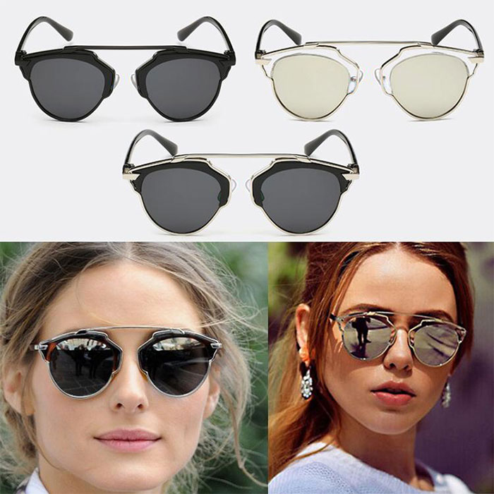 Everlasting Retro Vintage Sunglasses