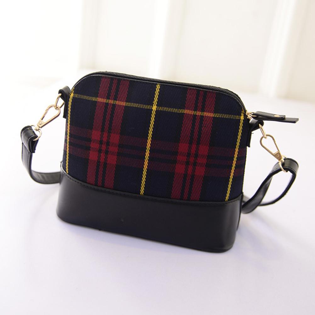 2015 Womens' Lattice Canvas Bag Women Handbag Hobo Messenger Bags Tote Purse
