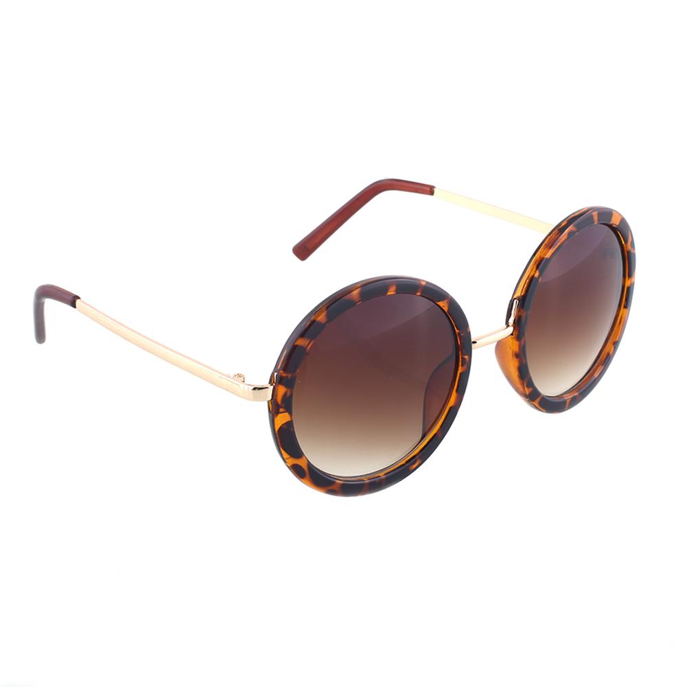 fashion eyewear vintage retro lens aviator glasses