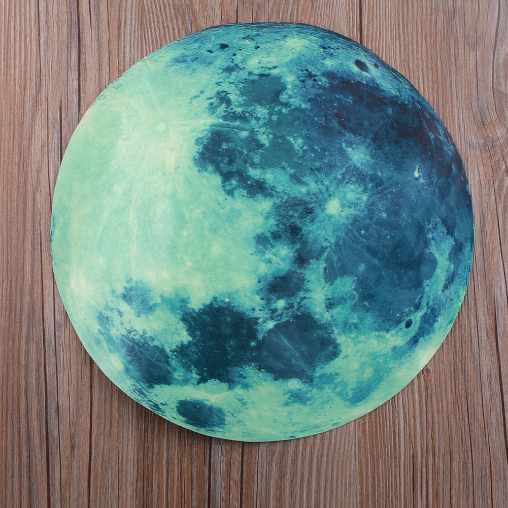 30cm luminous moon glow in the dark wall stickers moonlight home 30cm luminous moon glow in the dark wall stickers moonlight home decor diy room