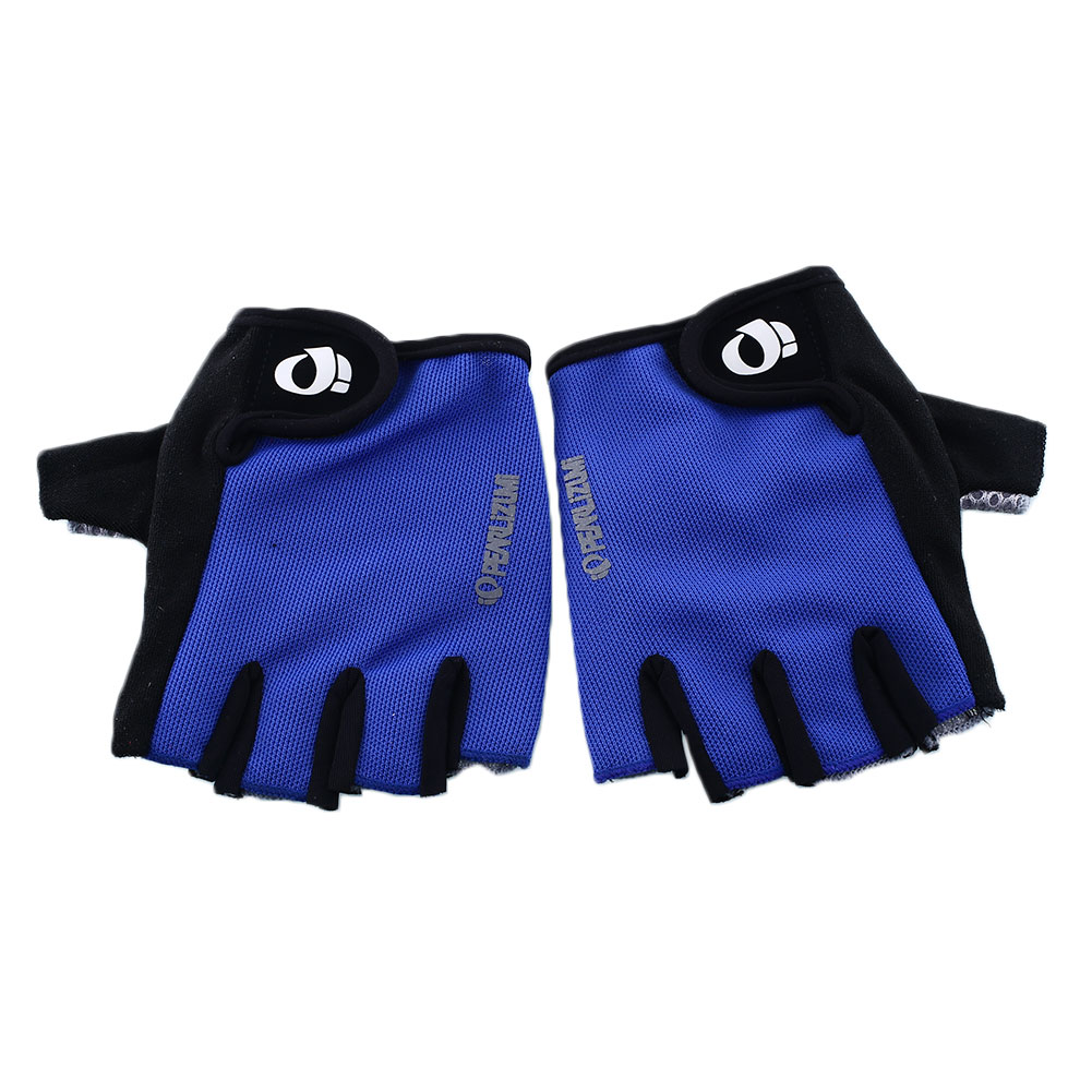 Sports Half Finger Gloves For Cycling Bicycle Riding Silicone GEL M/L/XL
