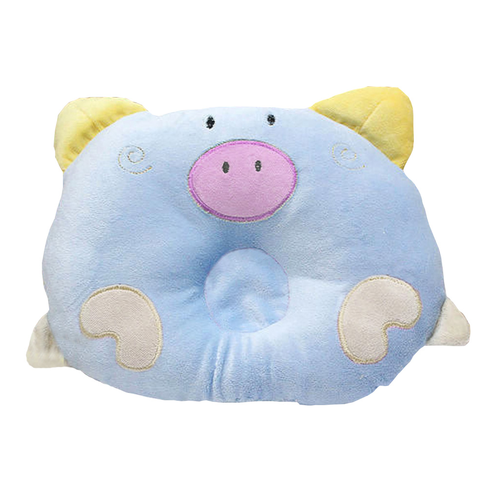 Baby-Flat-Positioner-Anti-Roll-Sleep-Soft-Bedding-Head-Support-Cushion-Pillow