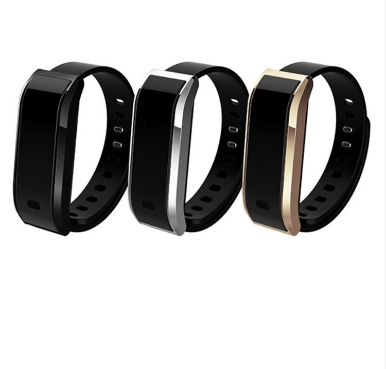 bluetooth 4 0 smart armband bracelet walking herzfrequenz f r iphone ios ebay. Black Bedroom Furniture Sets. Home Design Ideas