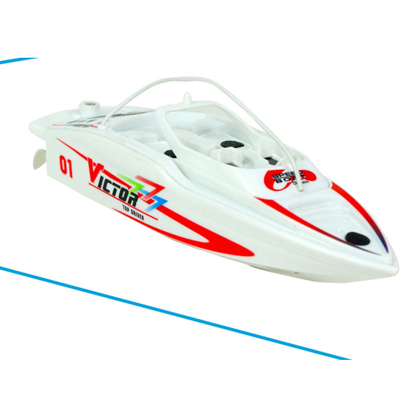 2pcs High Speed Radio Remote Control Rc Boat Ship W Inflatable Pool Toys Ebay