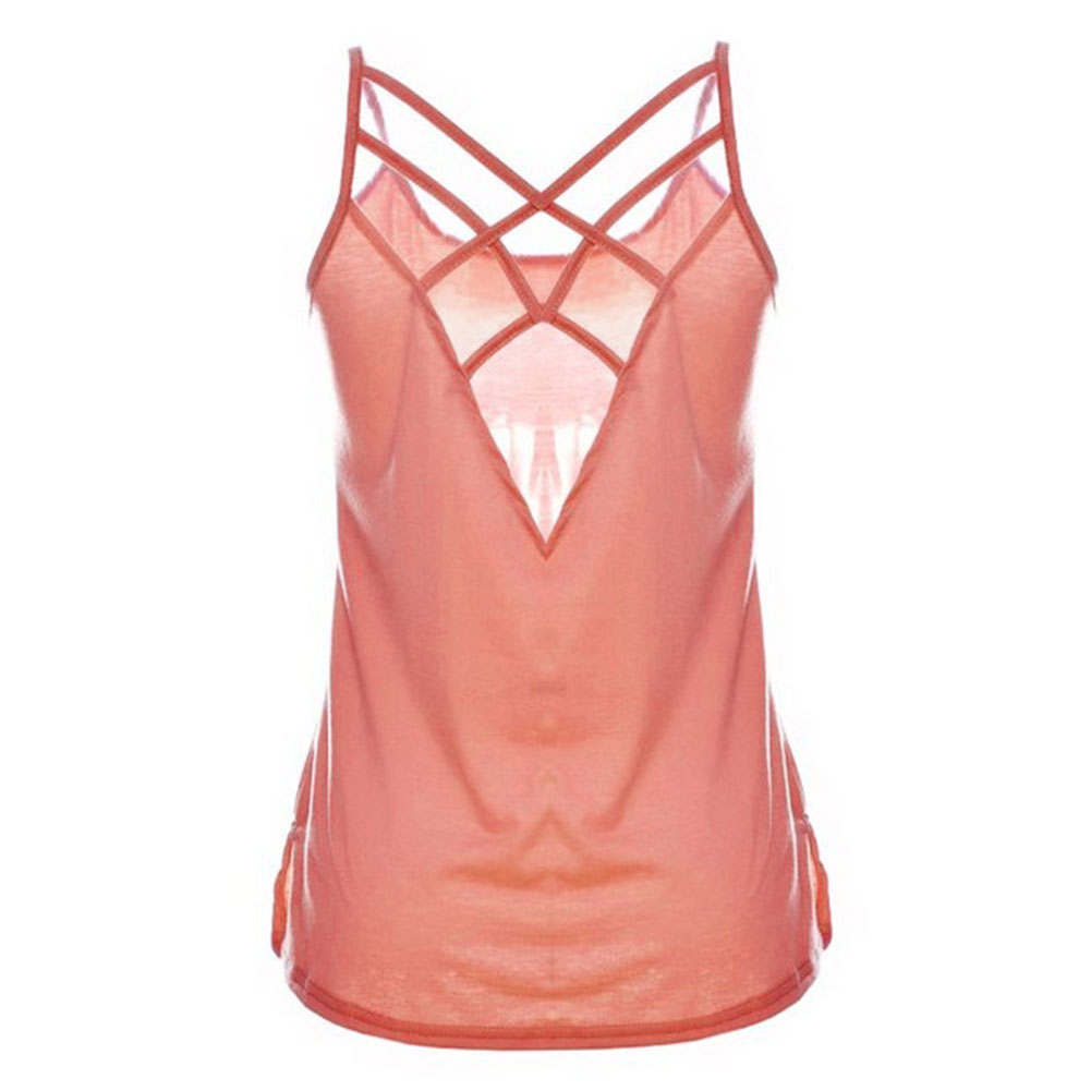 21C7-Women-O-Neck-Hollow-Out-Spaghetti-Strap-Camisole-Tank-Top-Tops-T-Shirt