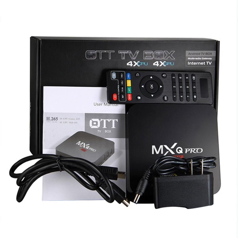 mxq pro m8s 4k quad core android 5 1 tv box fully loaded. Black Bedroom Furniture Sets. Home Design Ideas