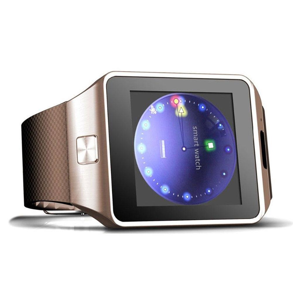 2016 bluetooth smart wrist watch sim phone camera for iphone samsung dz09 new ebay. Black Bedroom Furniture Sets. Home Design Ideas