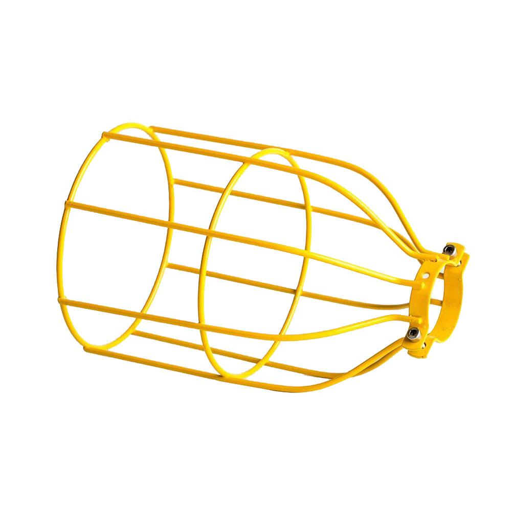 Lighting Metal Hanging Guard for String Light Vintage Lamp Holder Wire Iron Cage eBay