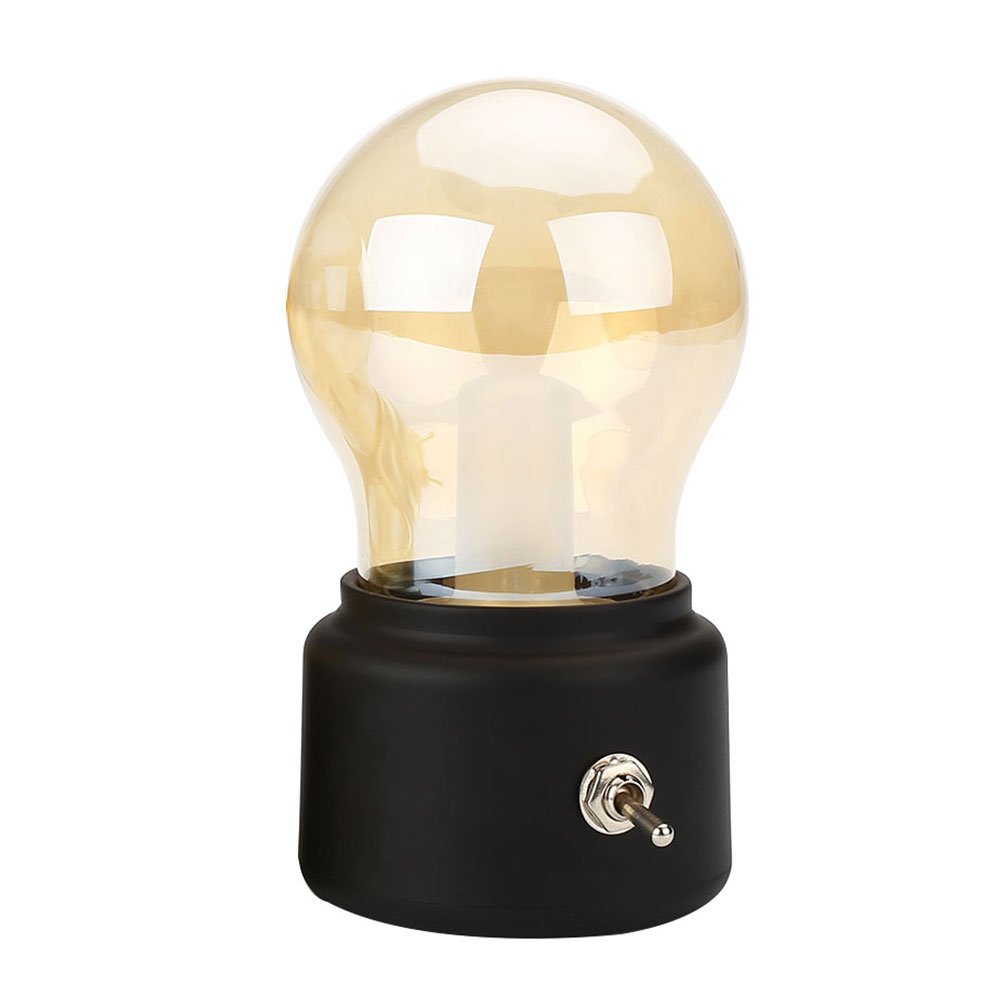 Wall Lamp With Usb : Bulb LED Lamp Retro LED Night Light DC 5V USB Rechargeable For Home Wall Lamp eBay
