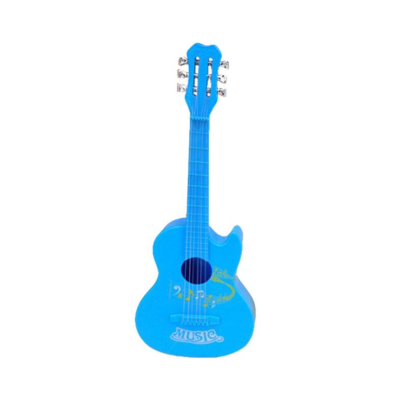 4 string plastic ukulele guitar toy style educational toys for children kids. Black Bedroom Furniture Sets. Home Design Ideas