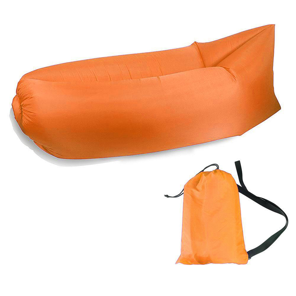 Details about Inflatable Sofa Air Bed Chair Seat Blow Up Lounger Bag