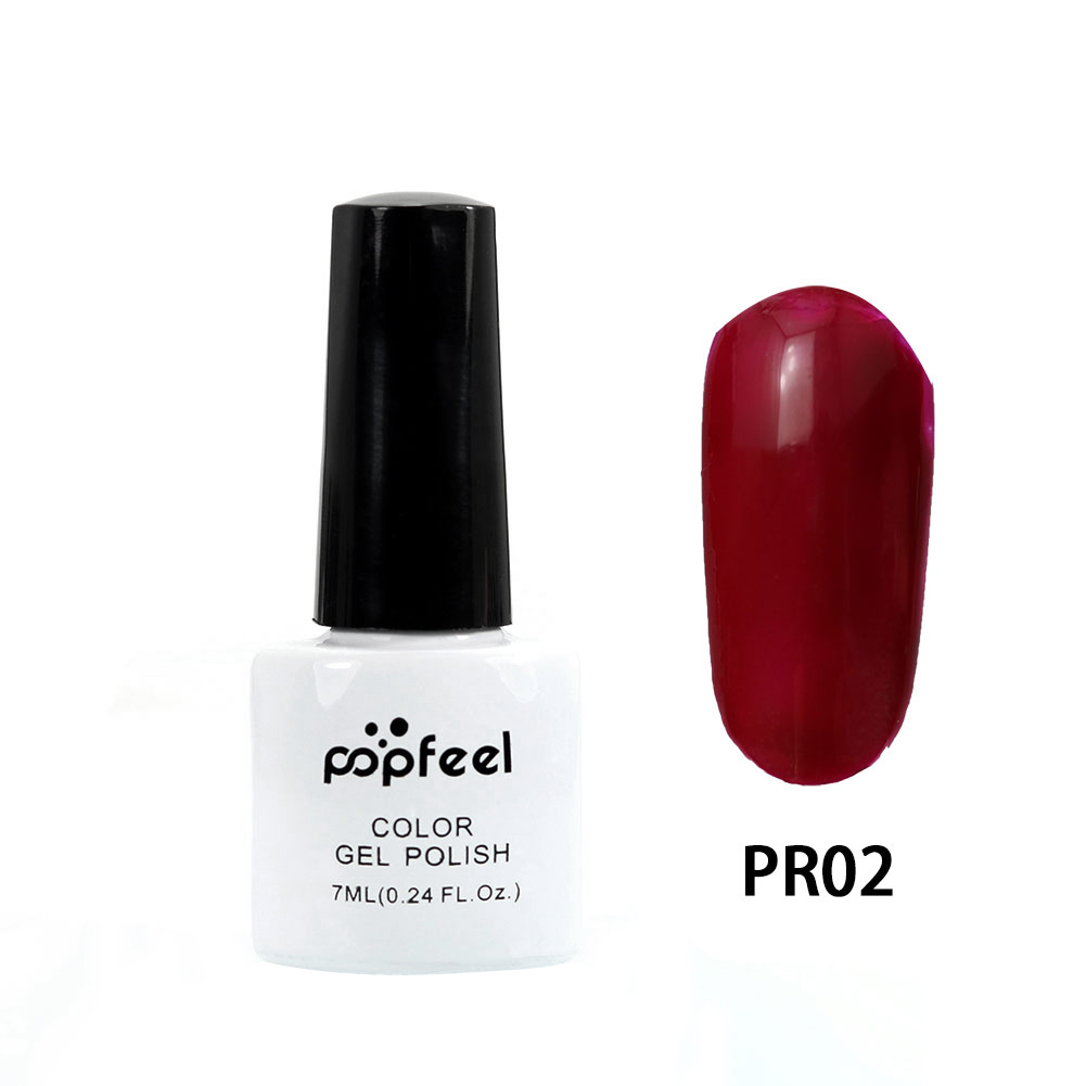 Stylish-Red-Color-Nail-Polish-Gel-Lacquer-Enamel-Liquid-Manicure-Beauty-7ML