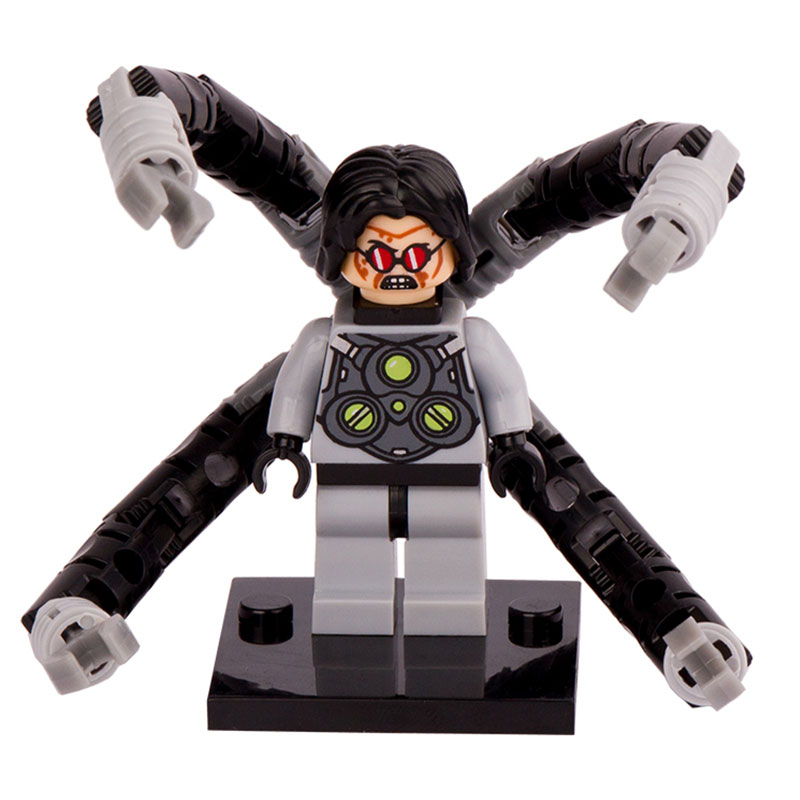 Lego Marvel Toys : Marvel dc comics superheroes suicide squad batman mini