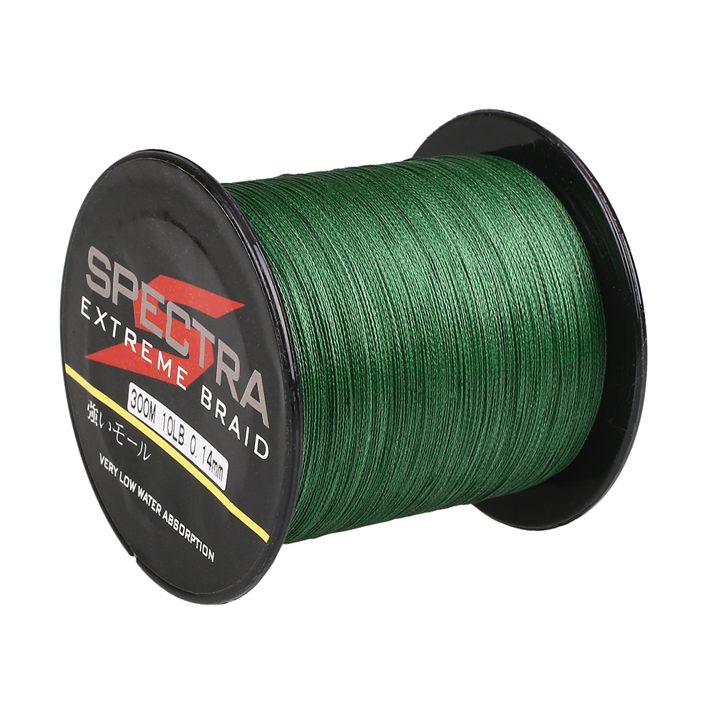 Dyneema 300m 500m 10lb 100lb spectra pe extreme braided for Spectra fishing line