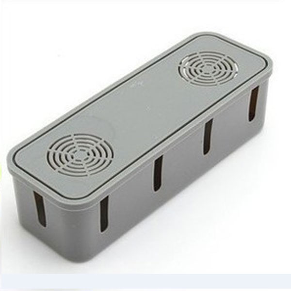 07E6-Power-Outlet-Board-Cables-Strip-Wire-Case-Storage-Box-Organizer-Supplies