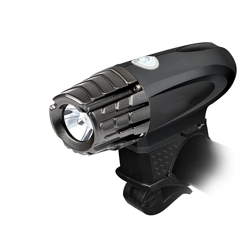 USB Rechargeable LED Bike Bicycle Cycling Front Light ...