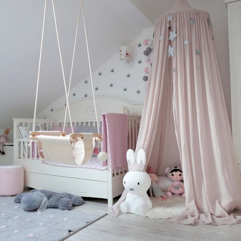 Canopy Bed Netting Mosquito Bedding Net For Children