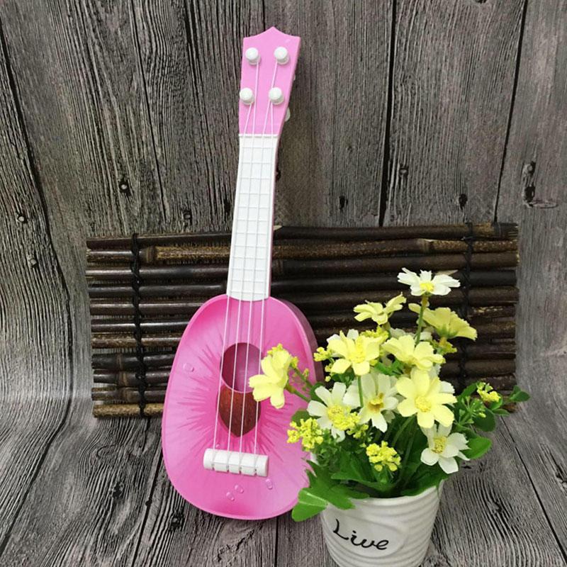 3A12-Kids-Children-Fruit-Ukulele-Uke-Small-Guitar-Educational-Funny-Toy-Gift