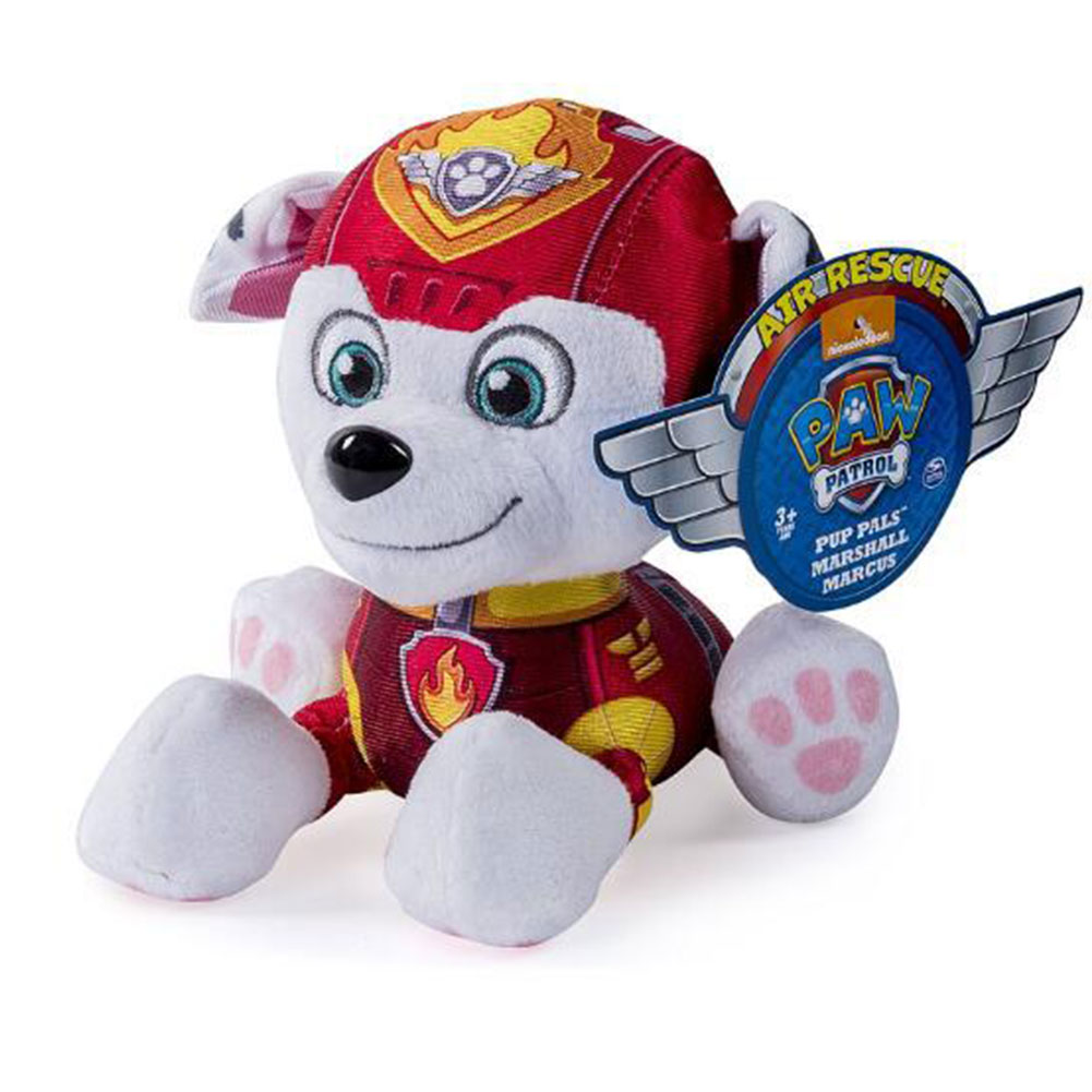 new official paw patrol pup plush soft toy nickelodeon. Black Bedroom Furniture Sets. Home Design Ideas