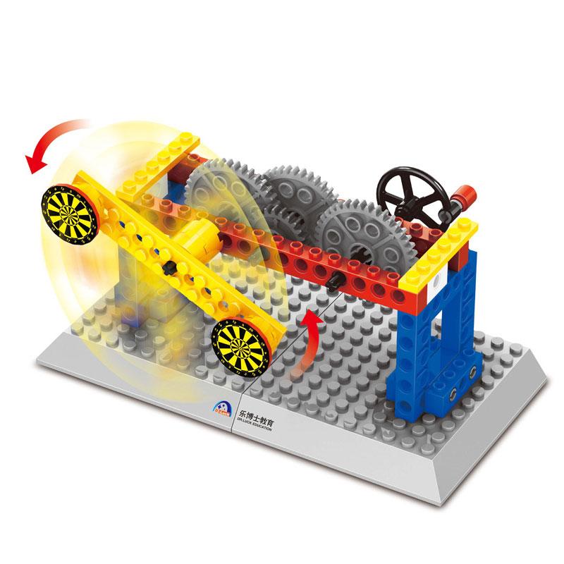 Building Construction Toys : Kids machine building blocks construction engineering