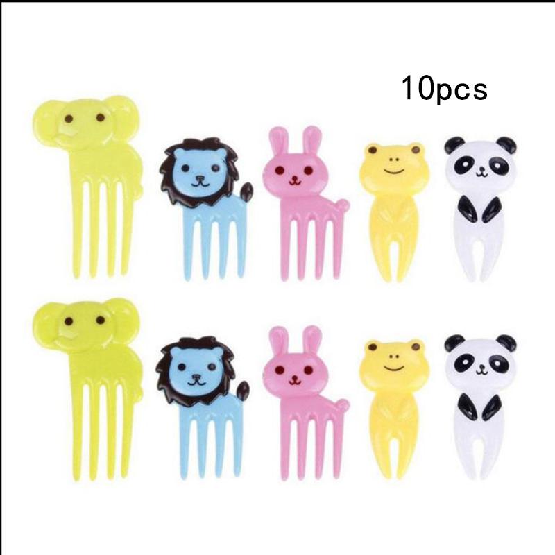 0DC1-6-10Pcs-Bento-Cute-Food-Fruit-Picks-Forks-Box-Home-Kitchen-Supply-Decor