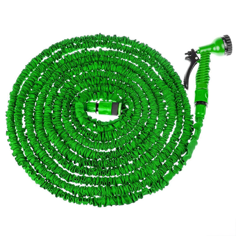37BB-50FT-15-Meter-Expandable-3x-Flexible-Garden-Water-Hose-Pipe-w-Spray-Nozzle