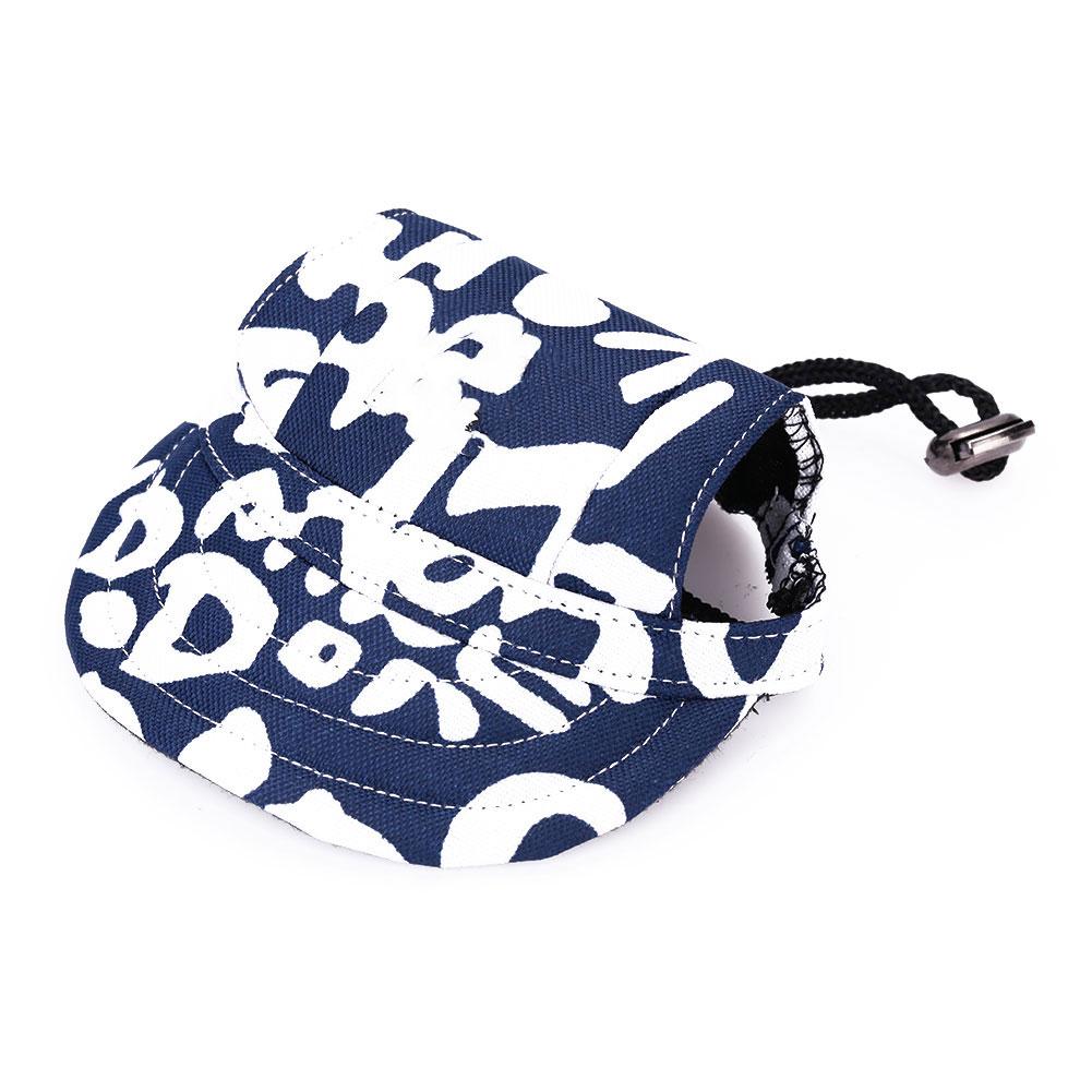 90E7-Pet-Small-Medium-Dog-Baseball-Hat-Summer-Fashion-Cute-Print-Cap-Puppy-Gift