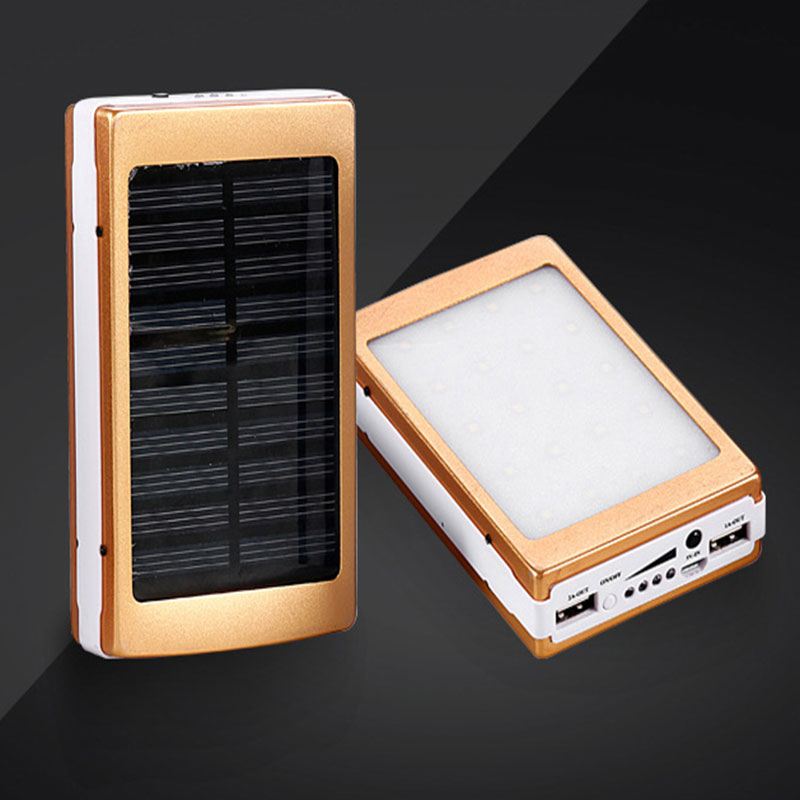 540C-Multifunctional-Outdoor-Camping-LED-Light-Solar-Power-Bank-Case-DIY-Kit