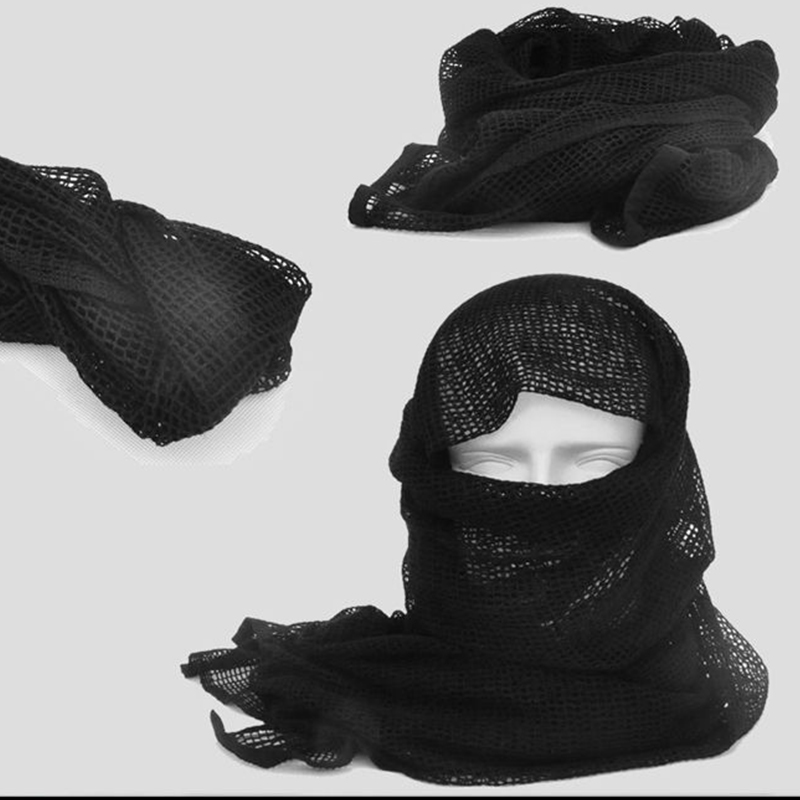 F704-Tactical-Mesh-Scarf-Wrap-Mask-Shemagh-Sniper-Veil-68-034-x33-034-Camo-Khaki-OD