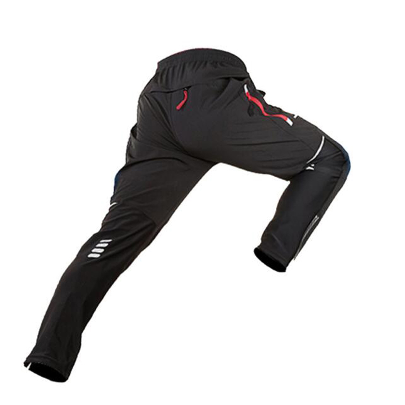 3512-Unisex-Man-Outdoor-Sports-Cycling-Thin-Pants-Long-Trousers-Comfortable