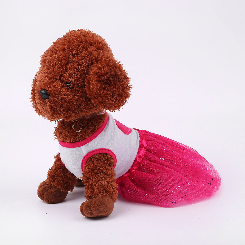 9205-Fashion-Pet-Dog-Dress-Skirt-Clothing-Party-Supply-Pet-Product-Four-Sizes