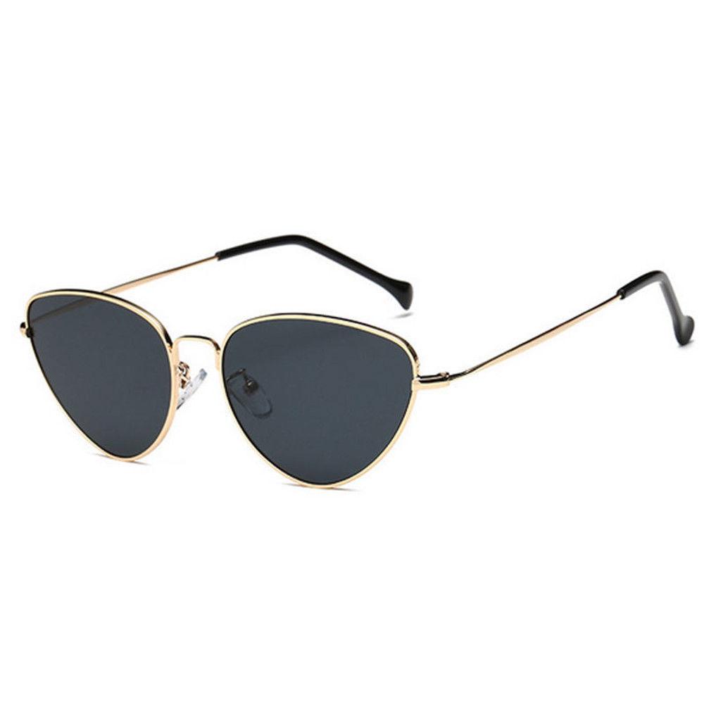 FB75-Lady-Women-Sunglasses-Lens-Oval-Frame-Cat-Eye-Oversized-Fashion-Anti-UV