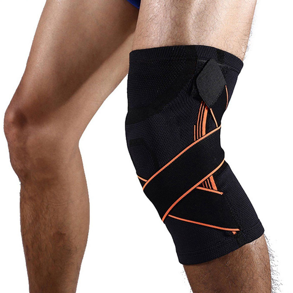 54AD-Knee-Pad-Knee-Brace-Climbing-Protective-Clothing-Sports-Accessory-Black