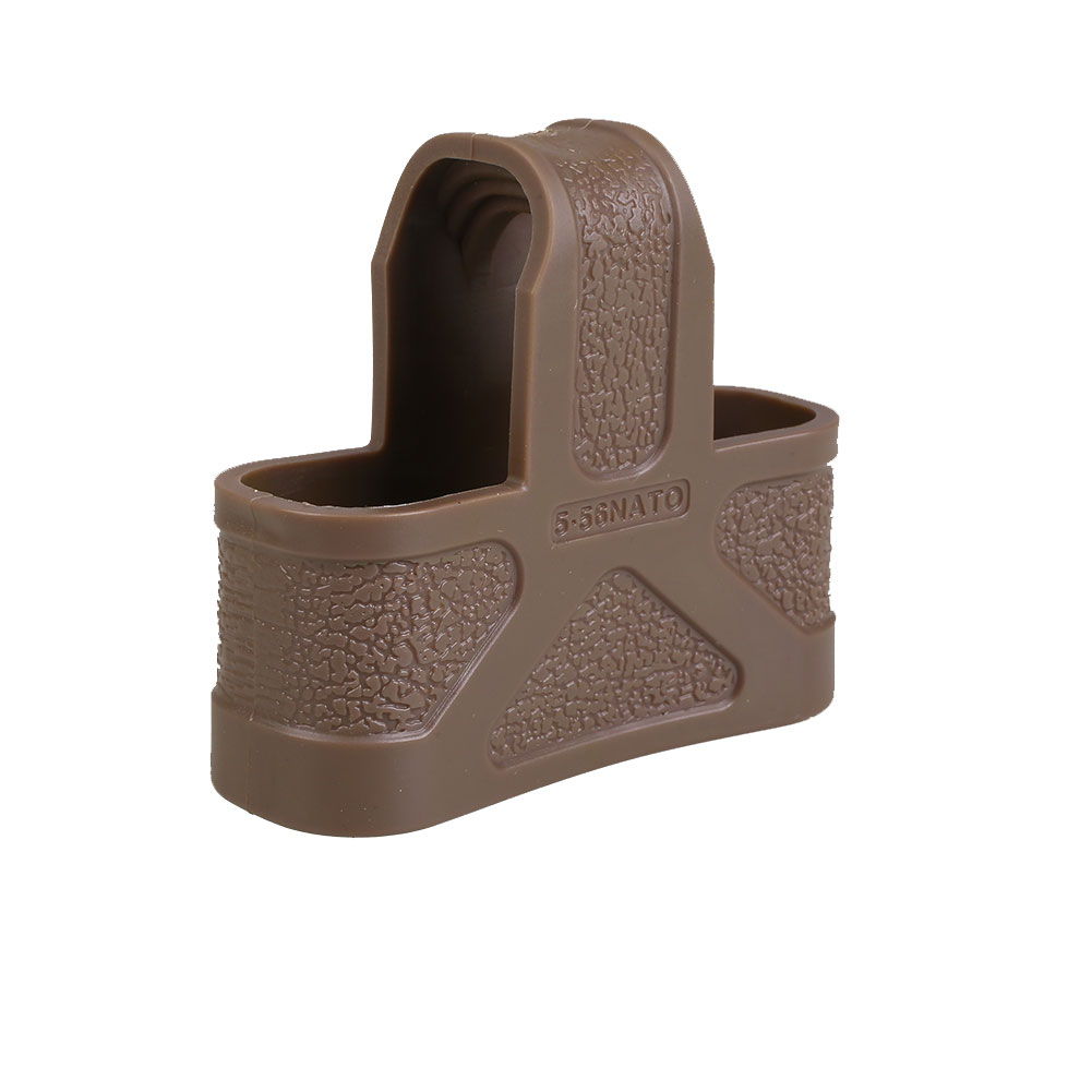 7EBD-5-56-NATO-Fast-Mag-Rubber-Loops-Magazine-Belt-Holder-For-Airsoft-M4-16-3