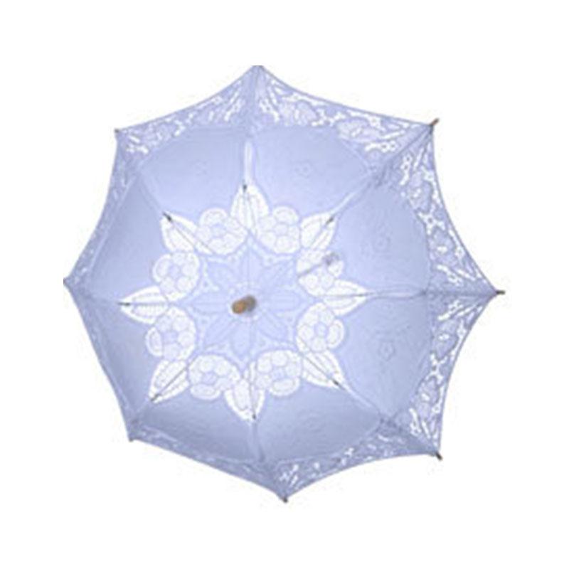 6B27-Chic-Handmade-Cotton-Lace-Parasol-Umbrella-Party-Wedding-Bridal-Decoration