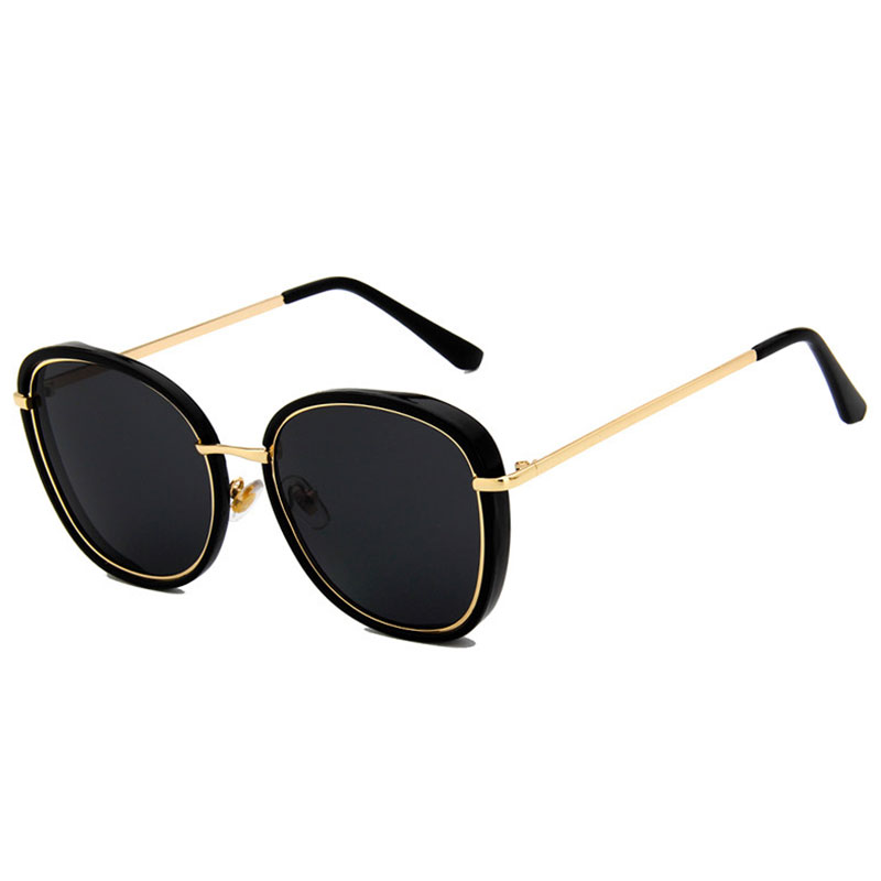 9D7D-Women-039-s-Glasses-Casual-Colorful-Eyeglasses-Round-Retro-Eyewear-Sunglasses