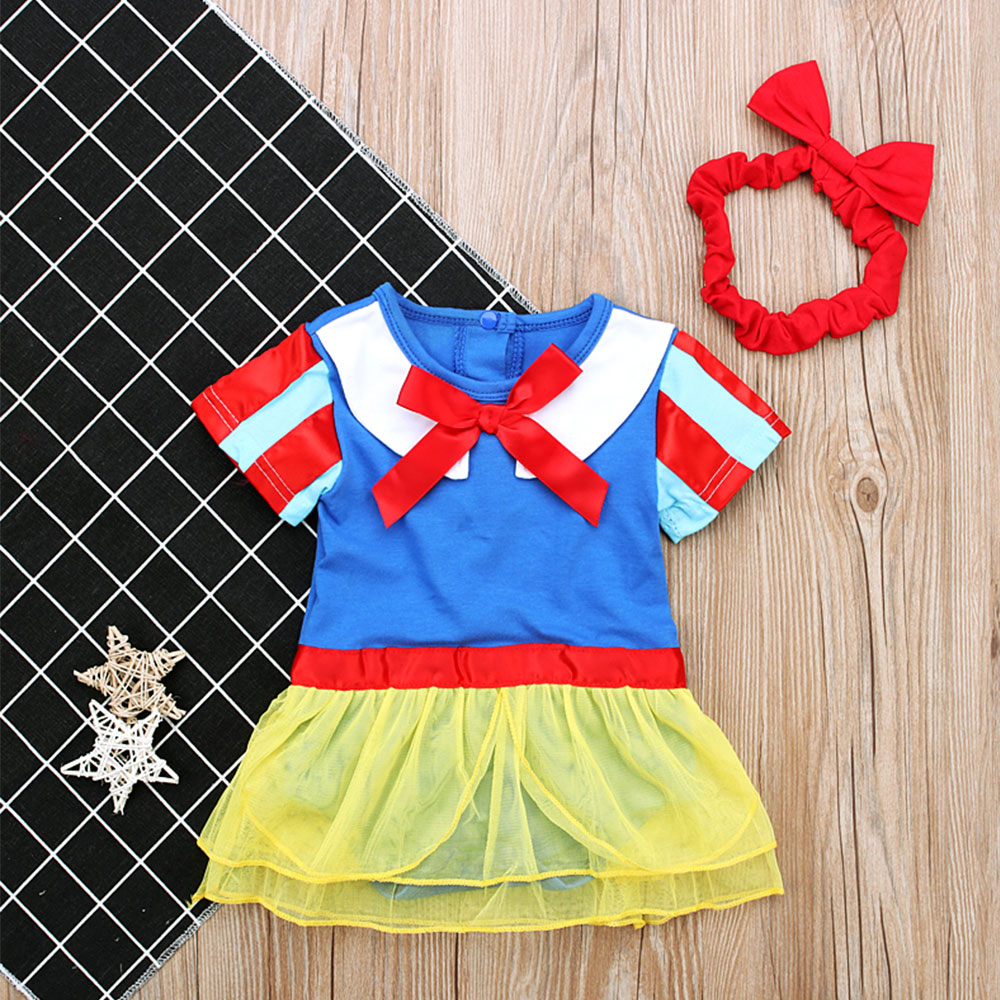 386D-Baby-Snow-White-Princess-Costume-Set-Bodysuit-Romper-Headband-Halloween