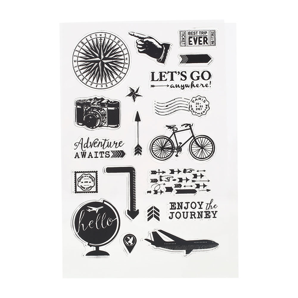 BC8C-Cute-Stamp-Silicone-Sesl-Gadget-Toys-Kids-Travel-Gift-Prop-Craft