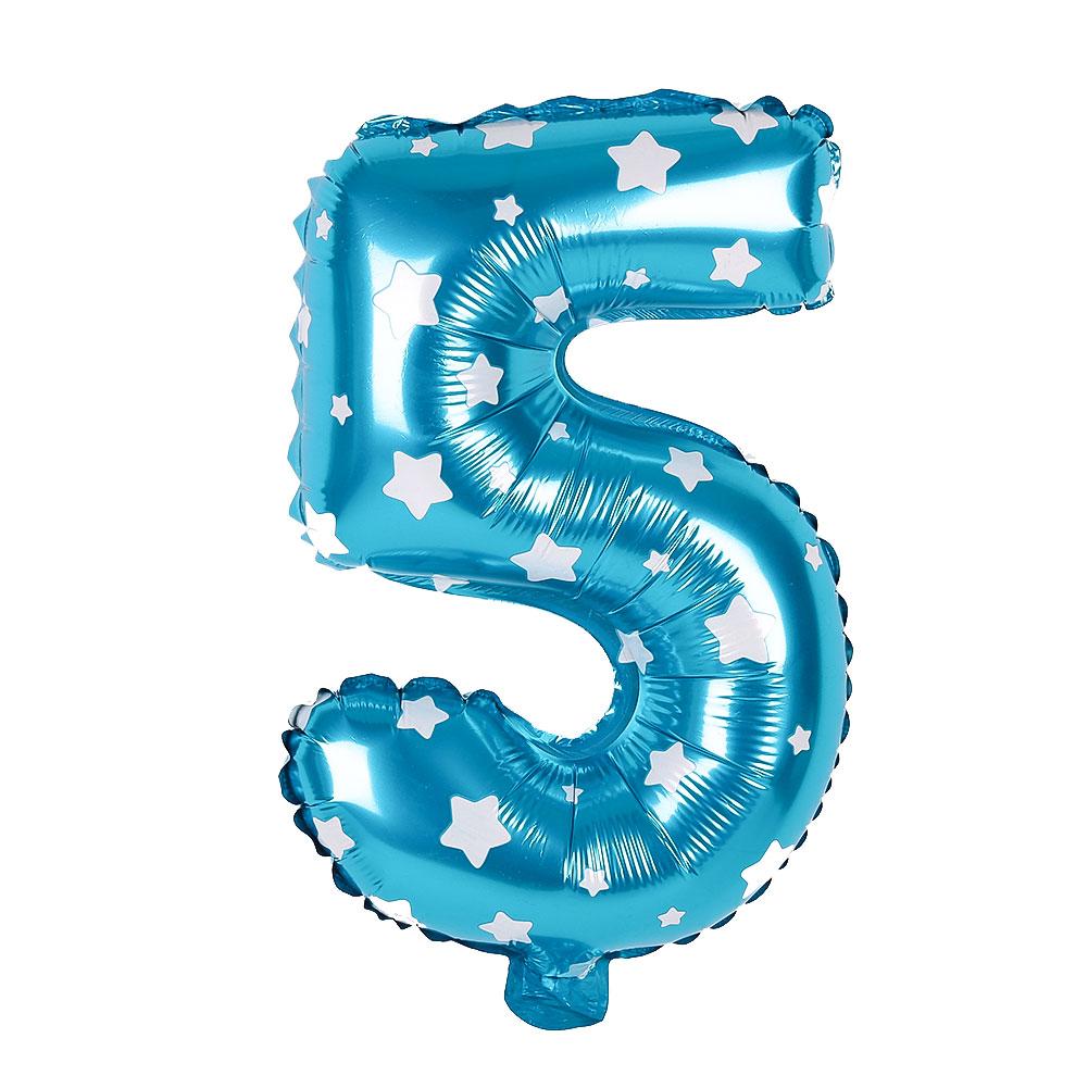 9726-Aluminium-Foil-Number-1-9-Balloon-Helium-Wedding-Party-Supply-Decoration