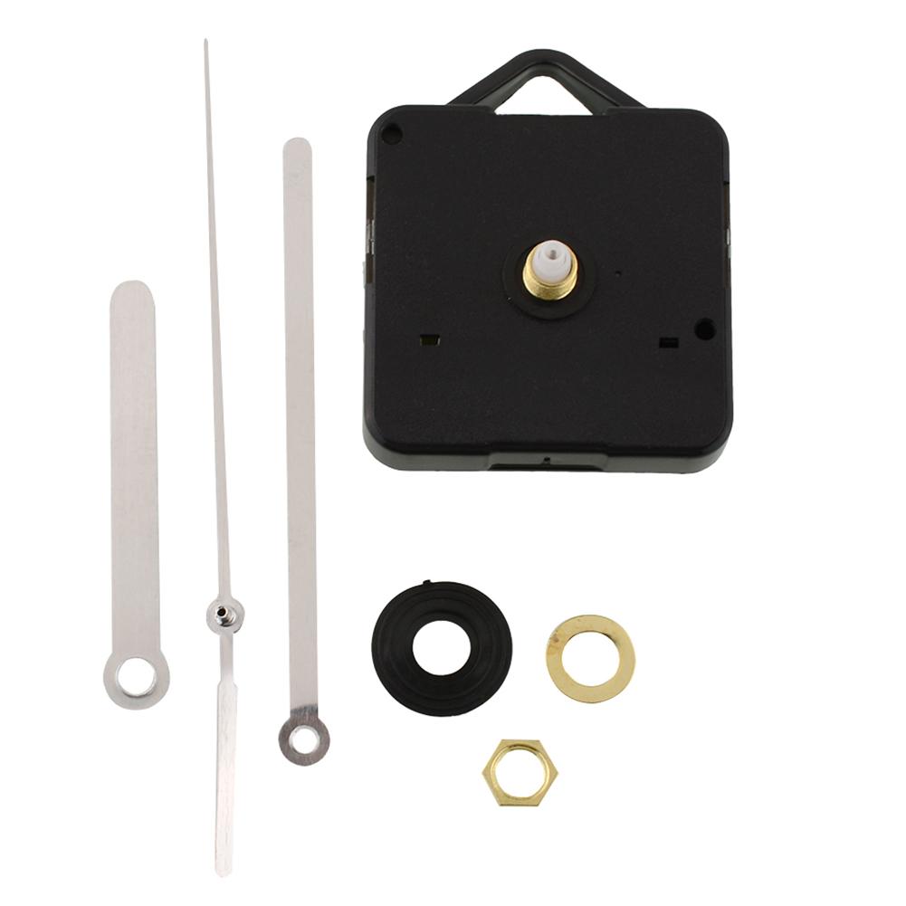 neu diy quarz uhrwerk teil reparatur werkzeug set zum basteln wei ebay. Black Bedroom Furniture Sets. Home Design Ideas