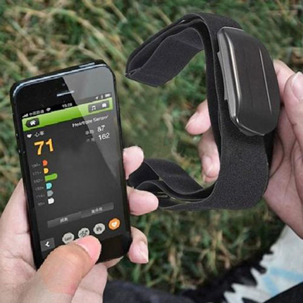 heart rate monitor iphone bluetooth 4 0 ble sport rate monitor chest 4014