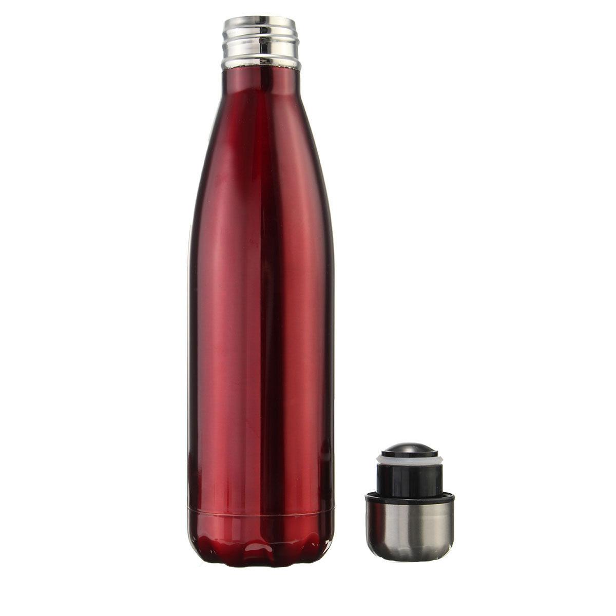 Flask Stainless Steel Water Bottle