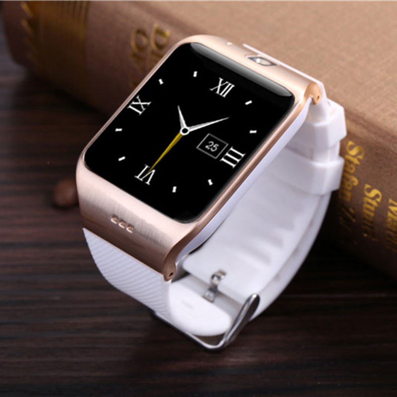 bluetooth watch for iphone waterproof lg118 smart nfc bluetooth sim phone mate 13693