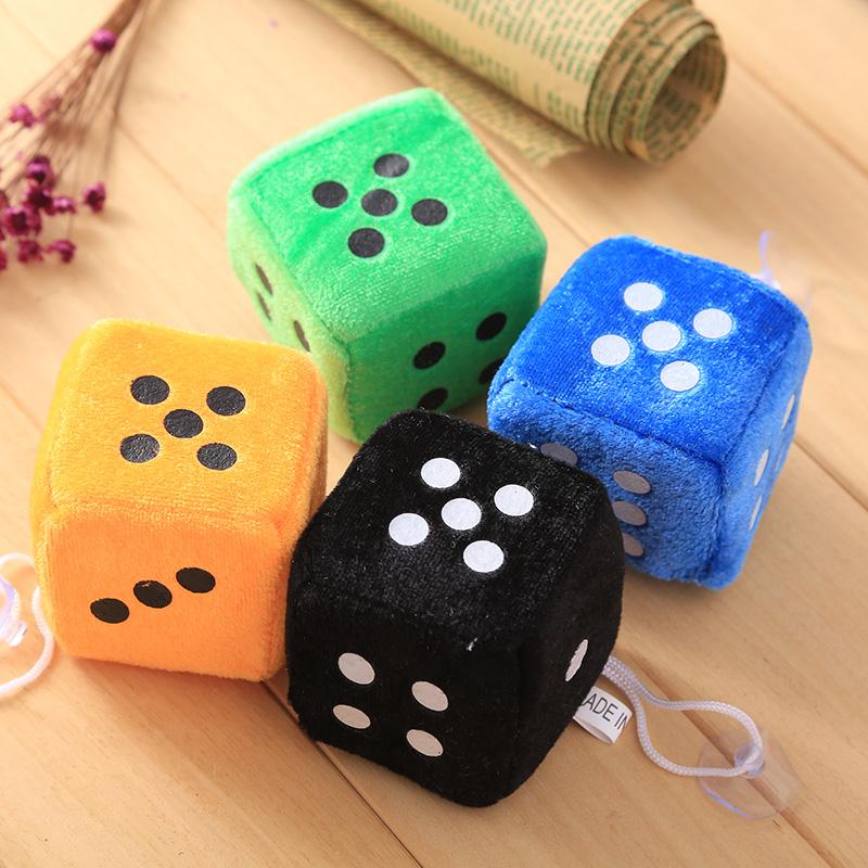 520E-Colorful-Soft-Stuffed-Plush-Toy-Dice-Pendant-Children-Party-Favors-Random