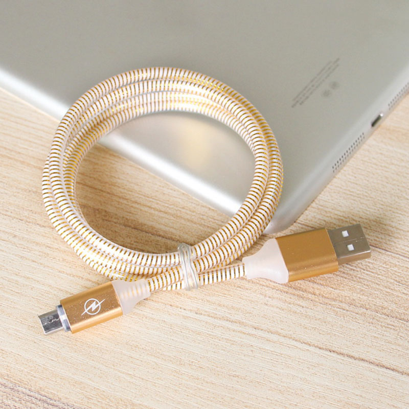 C43D-Visible-LED-Light-Micro-USB-Data-Charging-Charge-Cable-Line-For-Android