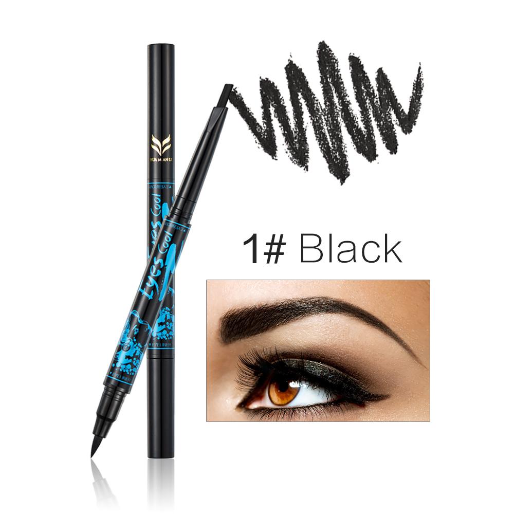 A3B8-Double-Eyeliner-Drawer-Cosmetic-Tool-Long-Lasting-Waterproof-Professional